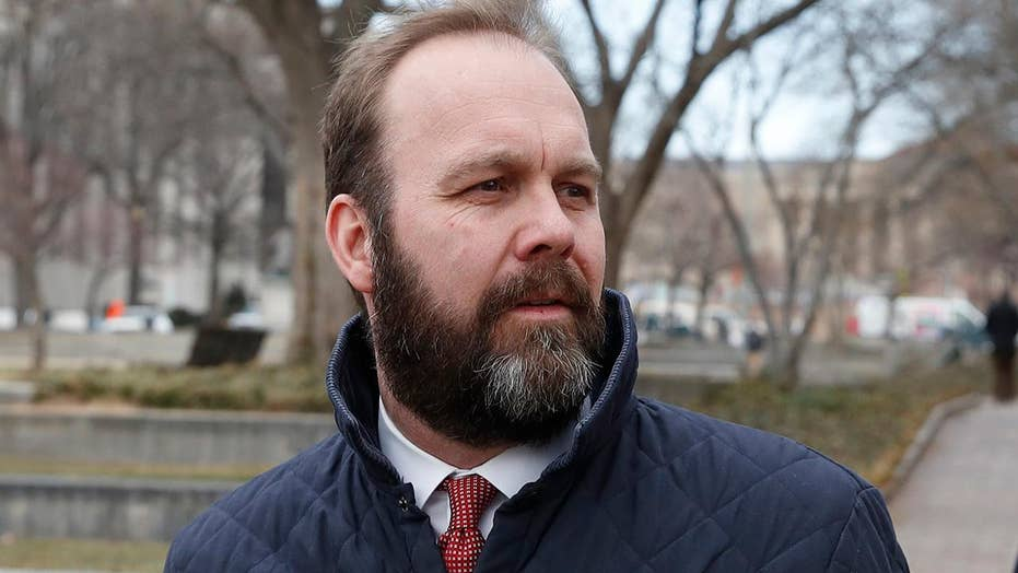 Report: Rick Gates to plead guilty in Mueller inquiry