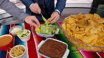 National Tortilla Chip Day calls for the best tortilla chip recipes; 'Fox & Friends' has expert insight from Tex-Mex restaurant Javelina.