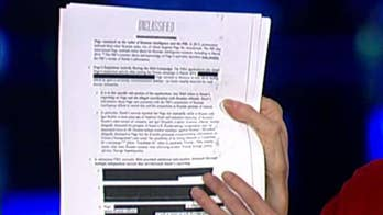 Democrats' FISA memo claims multiple sources corroborated elements of the anti-Trump Steele dossier; Catherine Herridge reports that the Democratic memo appears to contradict testimony of James Comey.