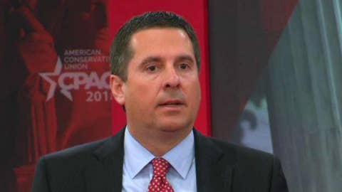Nunes slams Obama administration's 'reset' policy on Russia