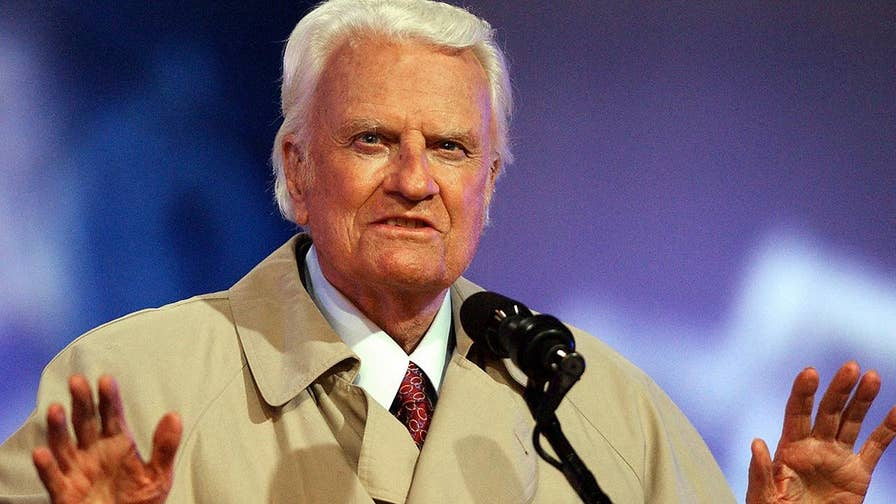 Theologian Russell Moore reflects on Billy Graham's life and legacy.
