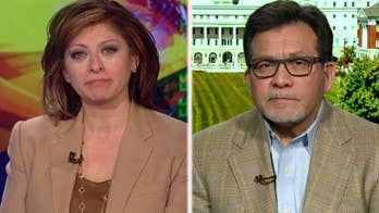 Alberto Gonzales says on 'Sunday Morning Futures' that he finds the controversies surrounding the FBI and DOJ 'disappointing' as Democrats and Republicans release memos on potential FISA abuses.