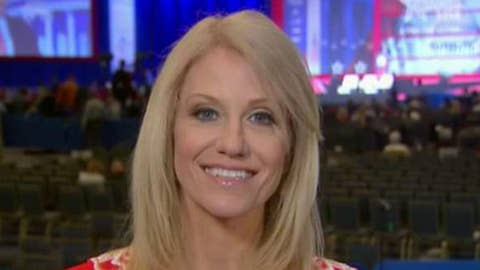 Kellyanne Conway on White House listening sessions, CPAC
