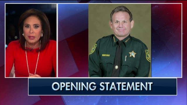 Judge Pirro Rips Florida Sheriff Over Response to School Shooting
