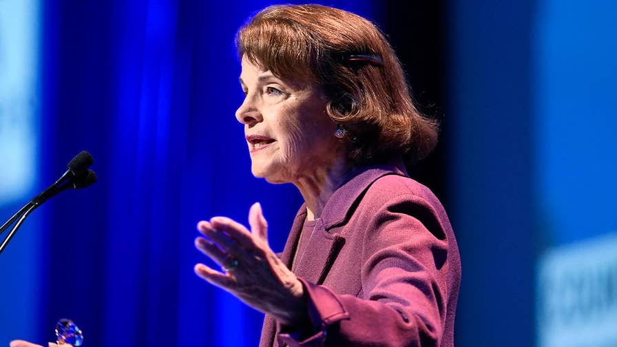 California's Democratic Party chooses not to give endorsement to Senator Dianne Feinstein in re-election bid; Will Carr provides details.