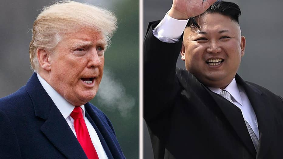 Eric Shawn reports: Should the US and North Korea...talk?