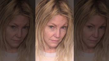 'Melrose Place' star Heather Locklear was reportedly arrested for felony domestic violence and attacking a police officer. When cops attempted to arrest the 56-year-old, she reportedly became violent.