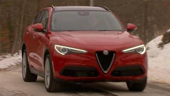 2018 Alfa Romeo Stelvio review: Not the best SUV, but close