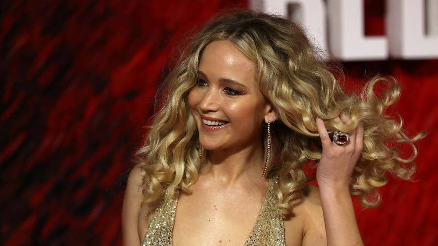 "In 2014, hackers stole nude photos of actress Jennifer Lawrence and published them on the internet. Since then, the actress generally stayed away from nude film scenes, until now.  Lawrence opens up about her role in ""Red Sparrow"" and why she felt ""free"" after filming the more sexual scenes."
