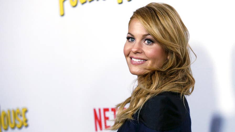 'Fuller House' star and author of 'Staying Stylish' Candace Cameron-Bure discusses fashion tips and her secret to looking young.
