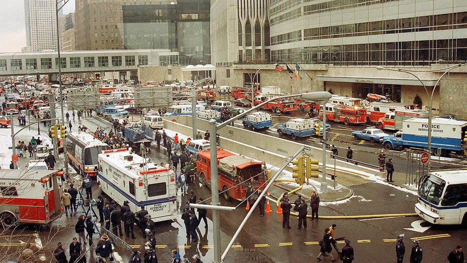 25 years since World Trade Center bombing