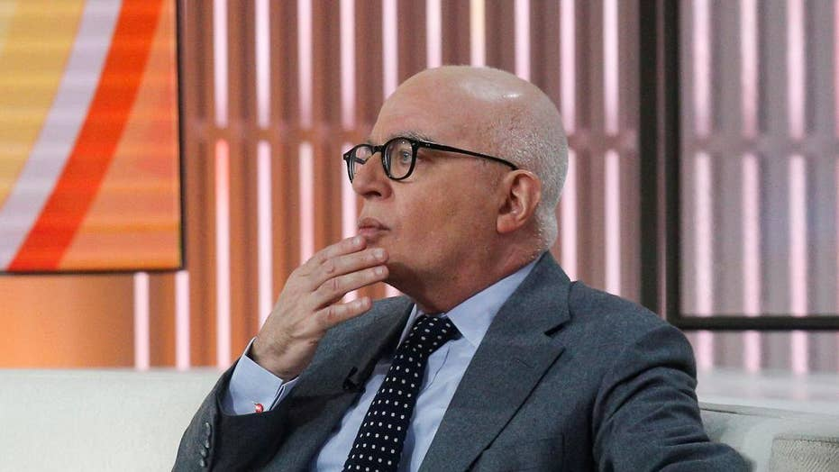 """""""Fire and Fury"""" Michael Wolff walks off interview, claims tech issue"""