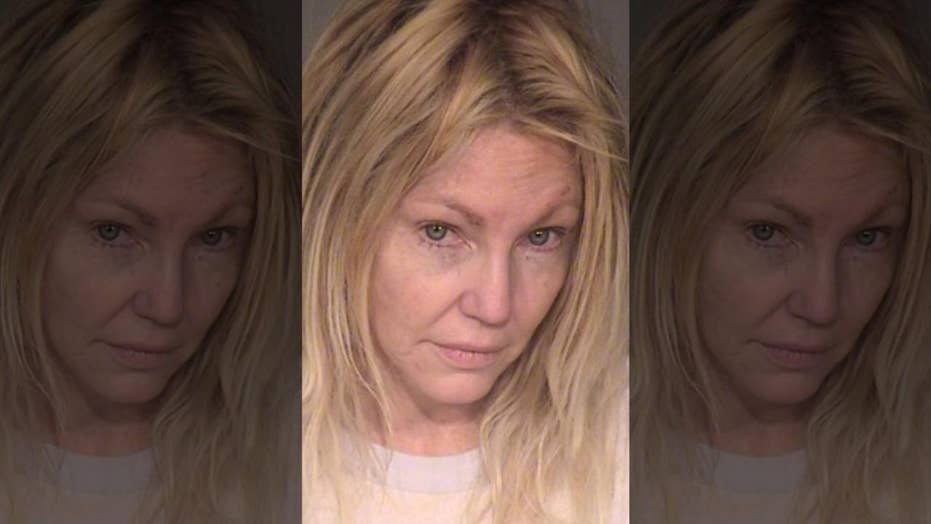 Heather Locklear arrested for domestic violence