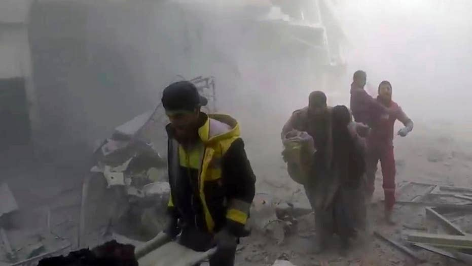 New concerns about chemical weapons in Syria