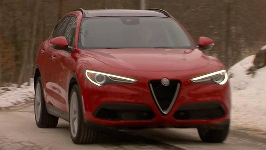 The 2018 Alfa Romeo Stelvio is almost the best SUV