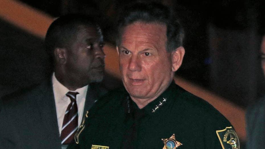 Parkland fallout: Florida Lawmakers seek sheriff suspension
