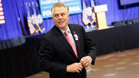 In Iowa, McAuliffe says he's not ruling out 2020 campaign