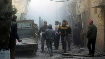 Gen. Joseph Votel, commander of U.S. Central Command, warns lawmakers Moscow is playing 'both arsonist and firefighter' in Syria; national security correspondent Jennifer Griffin reports from the Pentagon.