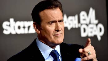 'Ash vs Evil Dead' star Bruce Campbell on life outside the glitz and glam of Hollywood, and playing the character of Ash Williams 40 years after his film debut.