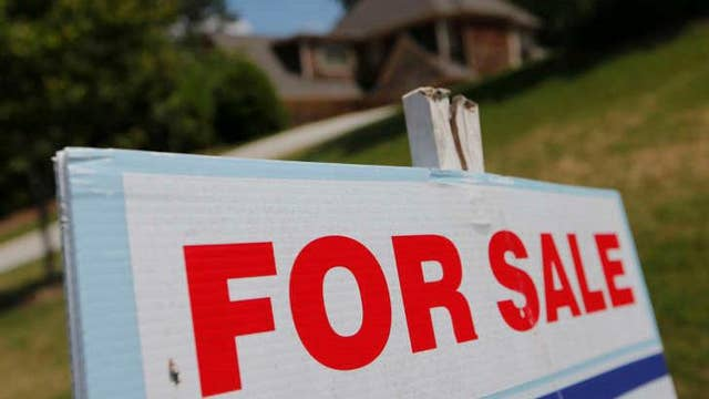 Home prices on the rise as house hunters bid up prices
