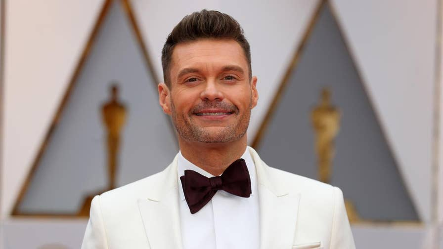 Ryan Seacrest's former stylist claims he groped her and hugged her wearing only his underwear. The star denies the allegations.