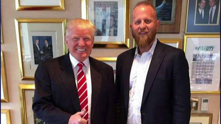 Brad Parscale tapped as campaign manager for President Trump's 2020 re-election campaign.