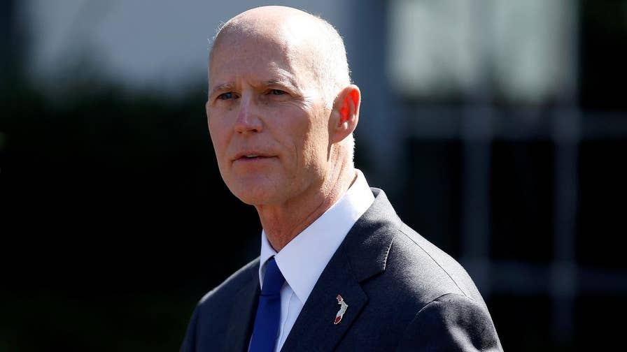Gov. Scott discusses plans to address school safety, mental health, in the wake of Parkland shooting.
