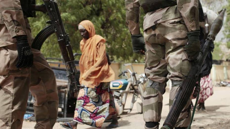 Boko Haram abducts more than 100 girls from Nigerian school