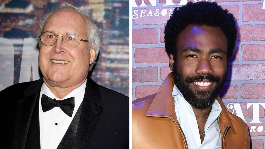 Chevy Chase allegedly made racist jokes to Donald Glover