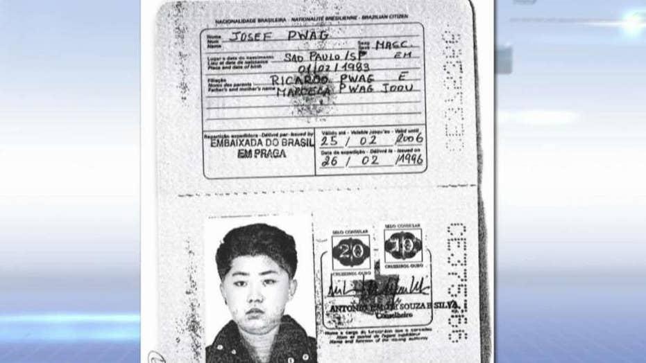 Report: Kim Jong Un used fake passport to apply for visas