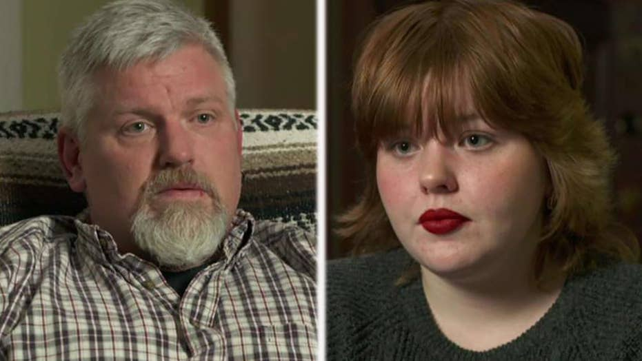 Iowa family split over politics
