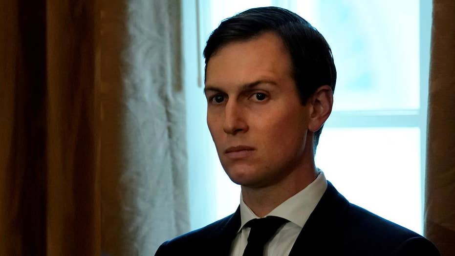 Jared Kushner's security clearance downgraded