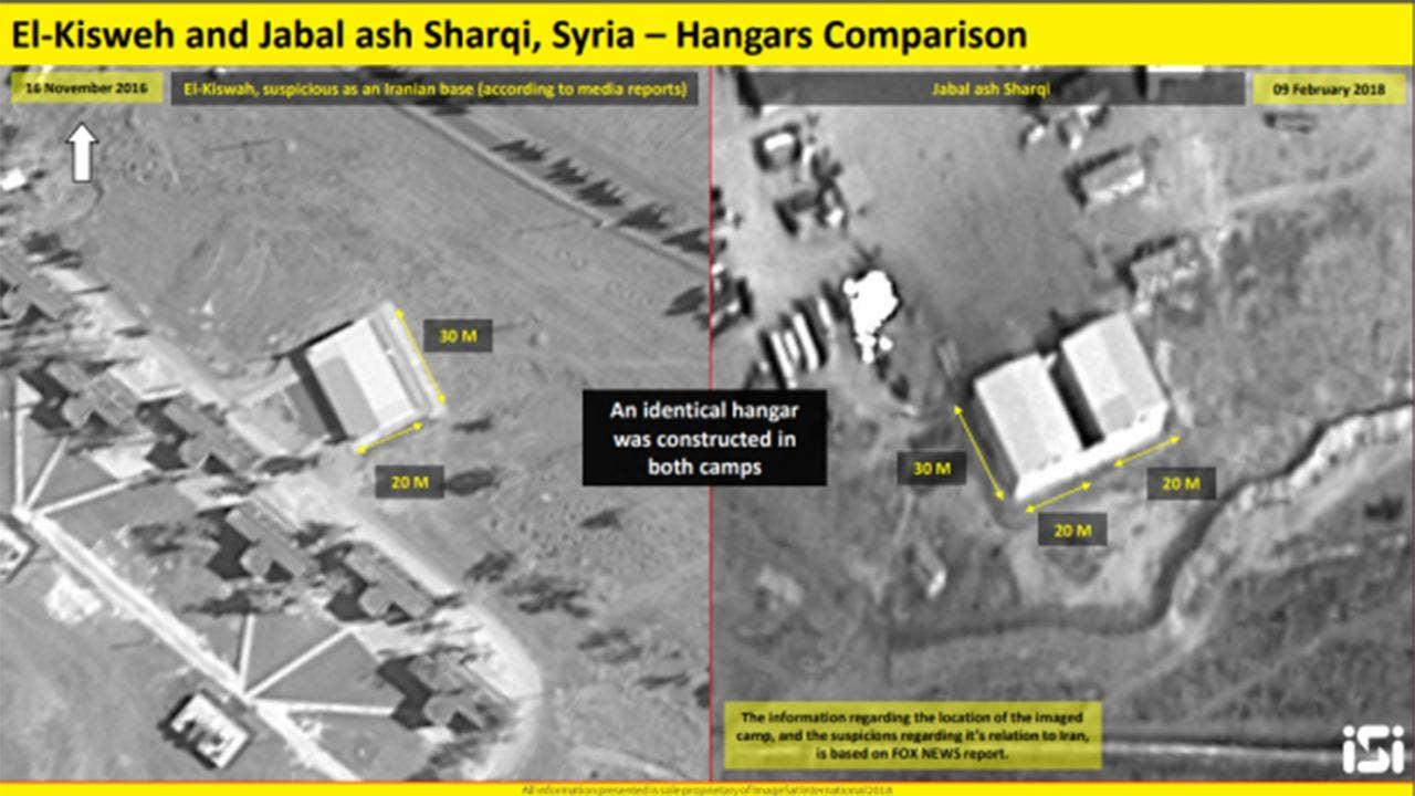 New satellite photos show Iran establishing another