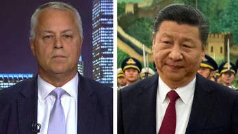 China's Communist Party makes moves to amend the country's constitution and scrap presidential term limits; reaction from retired U.S. Army Gen. Anthony Tata, author of 'Direct Fire.'