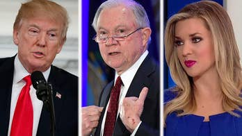 President Trump slams Attorney General Sessions's decision to use an inspector general to investigation the FISA court. Fox News contributor gives her take.