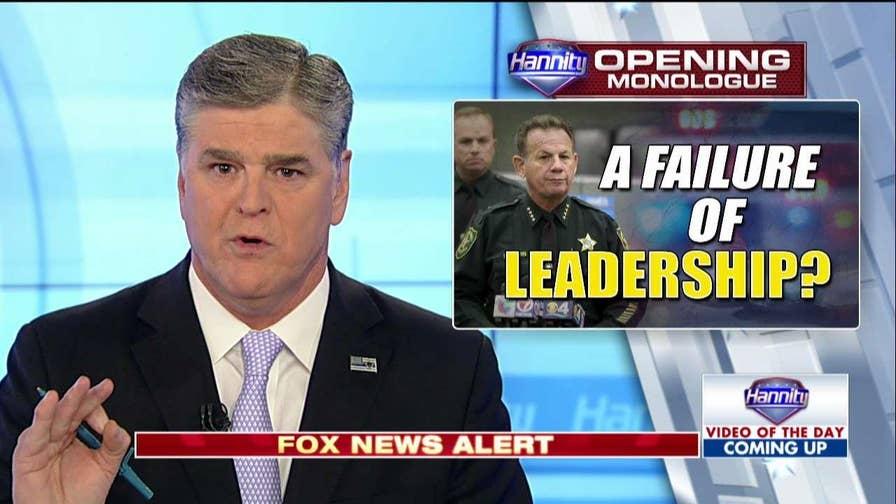 Hannity Rips Scott Israel