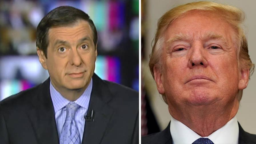 'MediaBuzz' host Howard Kurtz weighs in on Donald Trump criticizing Attorney Jeff Sessions for opening an investigation into FISA abuses and using the Inspector General instead of using Justice Department lawyers.