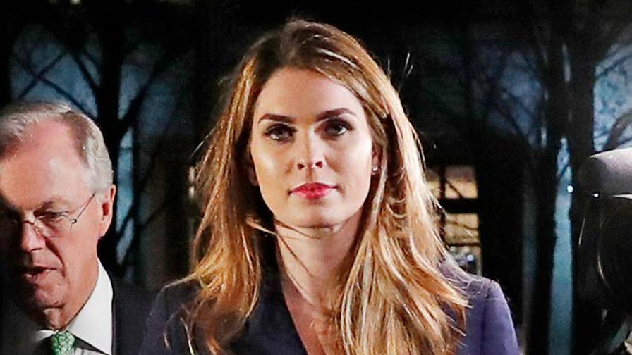 Longtime Trump adviser Hope Hicks to step down as communications director; John Roberts reports on White House staff change and Trump's reaction to Hicks' resignation.