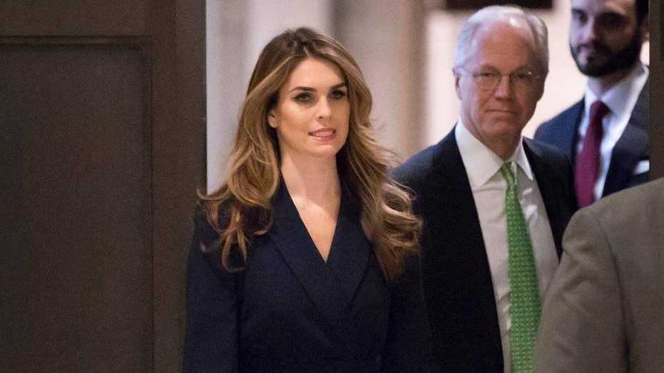 How will Hope Hicks' resignation impact the White House?
