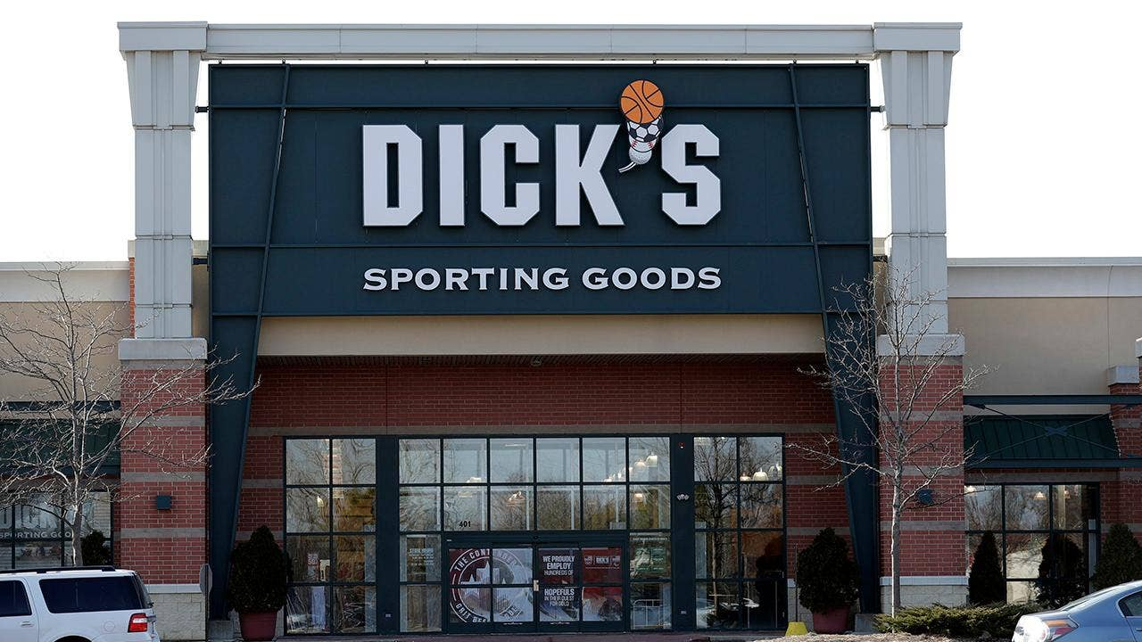 dick's sporting goods - photo #4