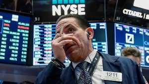Uncertainty about trade, inflation fears spook investors on Wall Street following President Trump's comments about tariffs on steel and aluminum imports.