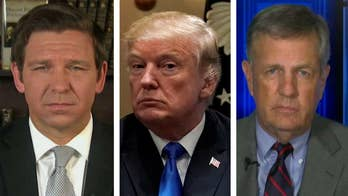 Trump's comments on gun control and the NRA spark backlash as the president also criticizes Jeff Sessions; Congressman Ron DeSantis and Fox News analyst Brit Hume weigh in on 'The Ingraham Angle.'