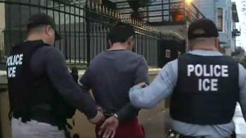 Department of Justice blames mayor after she tipped off immigrants of impending ICE raids. Marianne Rafferty provides the latest details from Los Angeles.