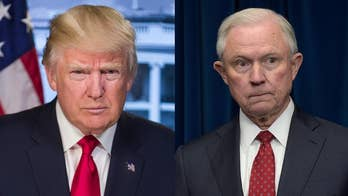 A look at the fracturing relationship between Attorney General Jeff Sessions and President Donald Trump