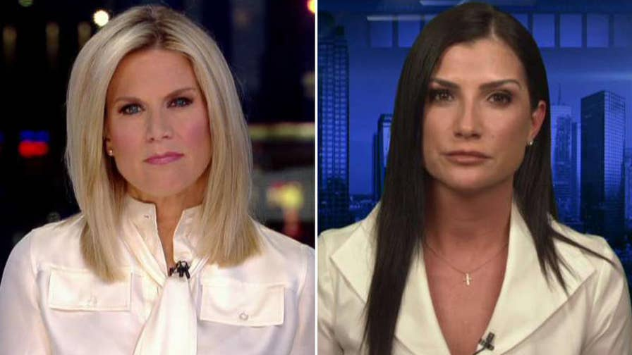 NRA spokesperson Dana Loesch reacts to Trump's bipartisan gun reform talks, slams gun control proposals such as raising age restrictions on 'The Story with Martha MacCallum.'