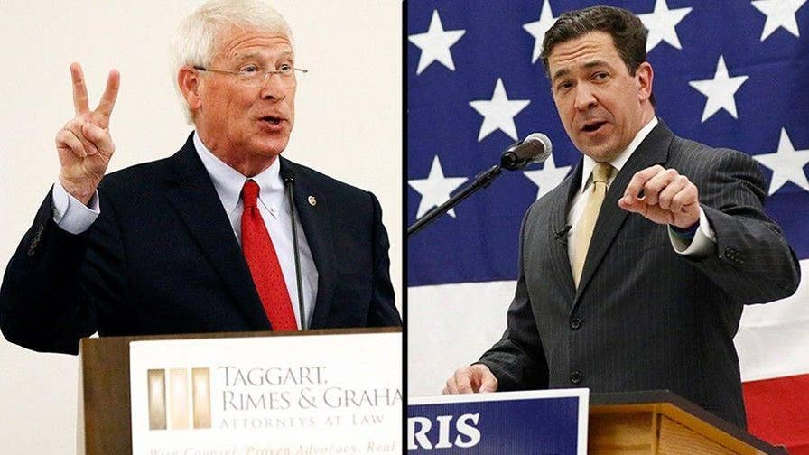 A contentious GOP primary is in the near future after tea party favorite Chris McDaniel announced his candidacy to replace Mississippi U.S. Senator Roger Wicker.