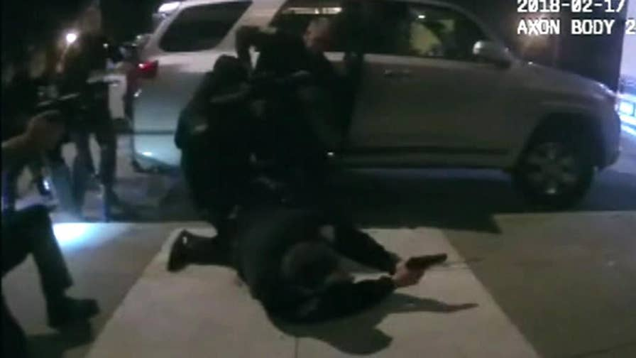 San Francisco police released the bodycam footage.