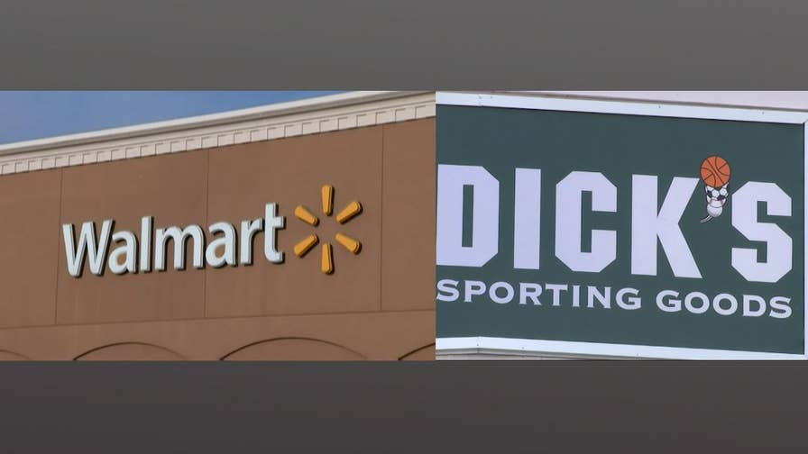 Walmart and Dick's Sporting Goods are the latest companies to take on gun control measures, what are some others who are a part of the growing gun control action?