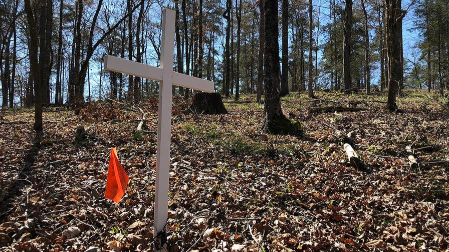 The uncovering of soldiers' graves from the American Revolutionary War is helping a Georgia park expand.
