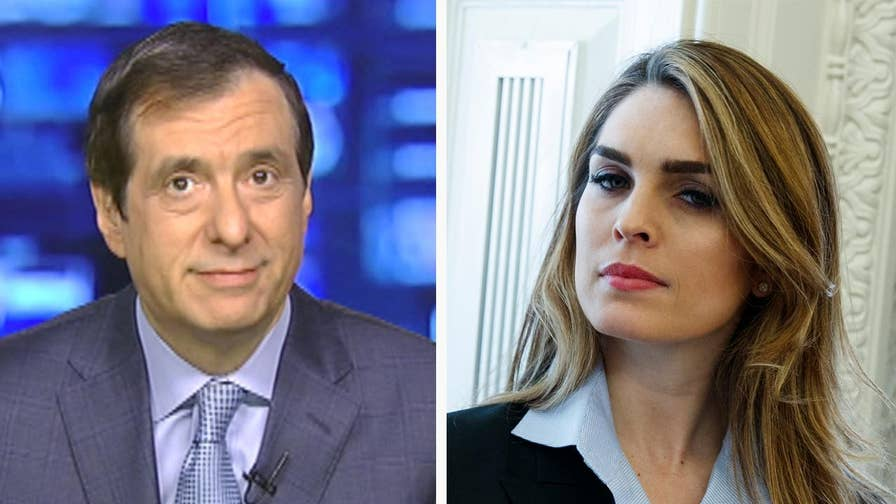 'MediaBuzz' host Howard Kurtz weighs in on the media coverage surrounding Hope Hicks' resignation and the behind-the-scenes power she wielded in the White House.